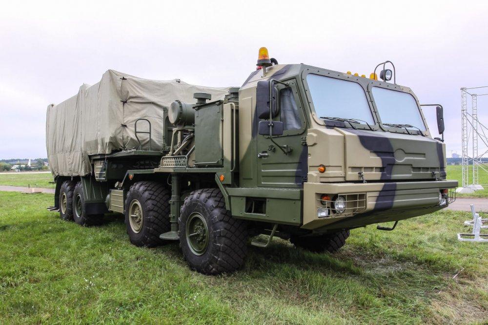 """С-350 (50Р6А) """"Витязь"""". ЗРК. (Россия)"""
